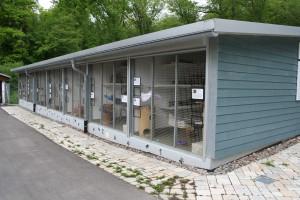 neues Katzenhaus 2