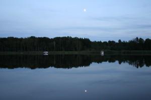 Herrliche Sommerabende an Deck - erstaunlich Mückenfrei!